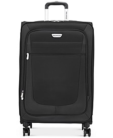 "CLOSEOUT! Oceanside Expandable 26"" Spinner Suitcase, Created for Macy's"
