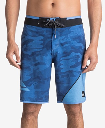 Quiksilver Men's New Wave Everyday Camo 20 Board Shorts
