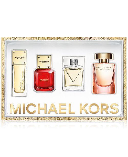 1e031f4f156 Michael Kors 4-Pc. Mini Gift Set, Only At Macy s - All Perfume ...