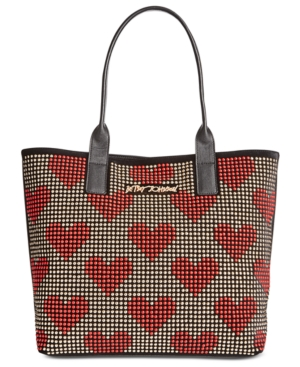 Betsey Johnson Heart...