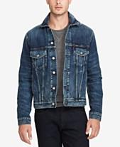 529586caef8 Men s Denim Jackets - Get Denim Jackets For Men  Shop Men s Denim ...