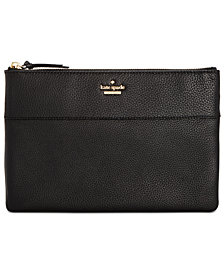 kate spade new york Jackson Street Mila Large Clutch