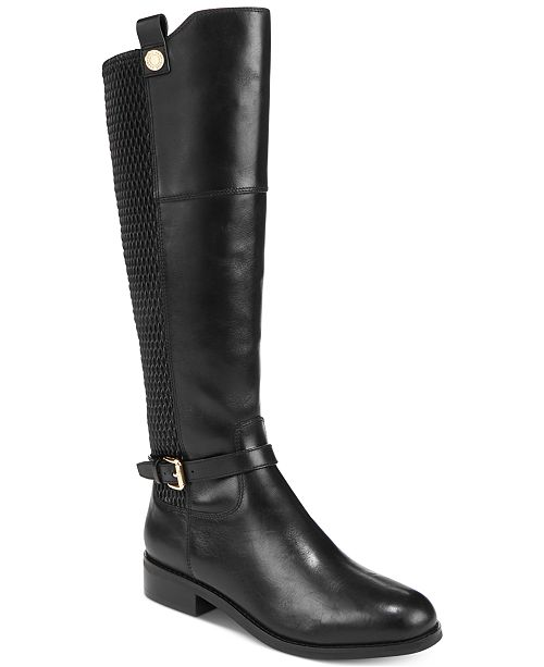 aa01011f045 Cole Haan Galina Riding Boots & Reviews - Boots - Shoes - Macy's