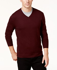 Alfani Men's V-Neck Sweater