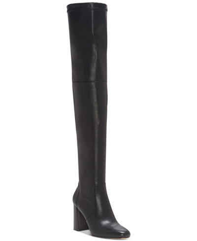 INC International Concepts Delisa Thigh High Boots, Created for Macy's
