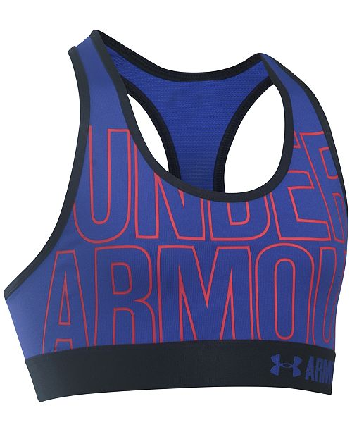 574a5bc1c9 ... Under Armour Graphic Armour Sports Bra