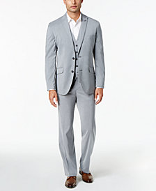 I.N.C. Men's Men's Marrone Suit Separates, Created for Macy's