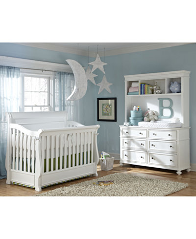 Roseville Baby Crib Furniture Collection