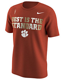 Nike Men's Clemson Tigers Mantra T-Shirt