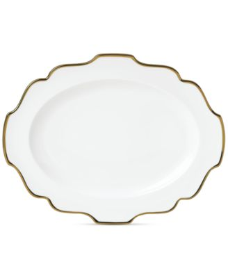 Contempo Luxe  Oval Platter