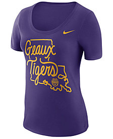 Nike Women's LSU Tigers State Local Elements T-Shirt