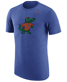 Nike Men's Florida Gators Vault Logo Tri-Blend T-Shirt