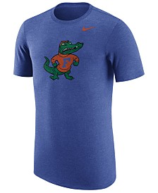 Nike Men's Florida Gators Vault Logo Tri-Blend T-Shirt