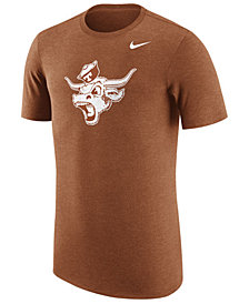 Nike Men's Texas Longhorns Vault Logo Tri-Blend T-Shirt