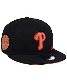 New Era Philadelphia Phillies X Wilson Side Hit 9FIFTY Snapback Cap