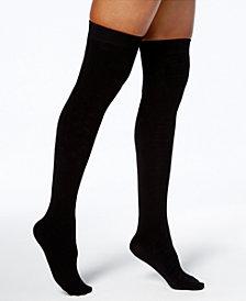 DKNY Over-The-Knee Thigh-High Socks