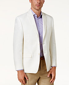Lauren Ralph Lauren Men's Classic-Fit Ultra-Flex Solid Linen Sport Coat