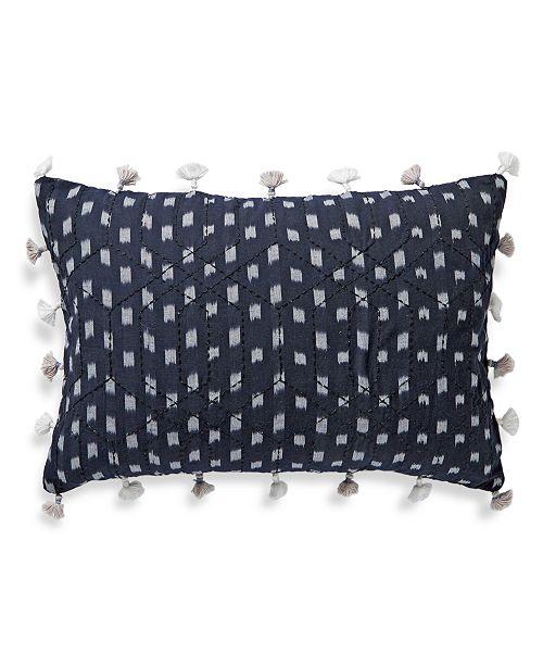 Lucky Brand CLOSEOUT Woven Tassel 40 X 40 Decorative Pillow Amazing Decorative Tassel Pillows