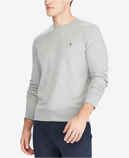 Polo Ralph Lauren Men s Crew Neck Pullover - Hoodies   Sweatshirts ... edc3157e5430