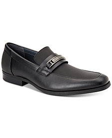 Calvin Klein Men's Jameson Soft Leather Loafers