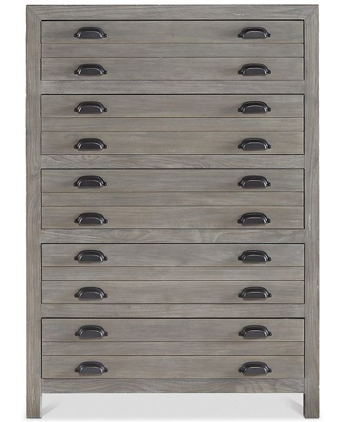 Furniture Broadstone 5 Drawer Chest