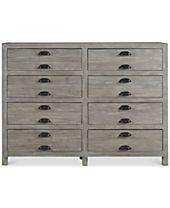 Broadstone 8 Drawer Dresser