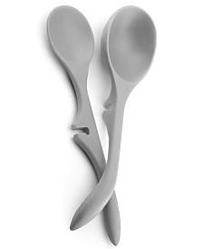 Rachael Ray 2 Piece Lazy Spoon & Ladle Set