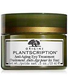 Plantscription Anti-Aging Eye Treatment, .5 fl. oz.