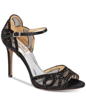Badgley Mischka Tansey Evening Pumps Women's Shoes 4395959