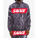 Hudson NYC Mens Savage Track Jacket