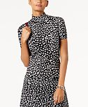 MICHAEL Michael Kors Animal-Print Top