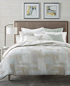 CLOSEOUT! Brushstroke Bedding Collection, Created for Macy's