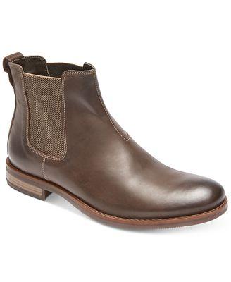 Rockport Men's Wynstin Chelsea Boots