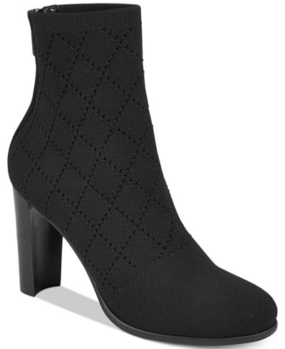 Impo Oak Quilted Booties - Boots - Shoes - Macy's : quilted booties - Adamdwight.com