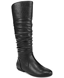 Seven Dials Dillon Wide Calf Tall Boots, Created for Macy's