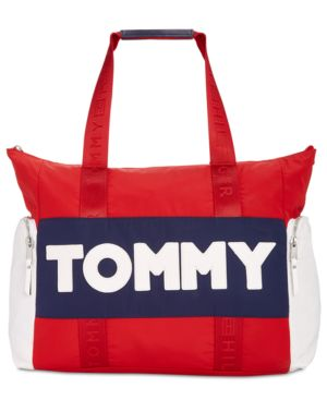 TOMMY EXTRA-LARGE TOTE