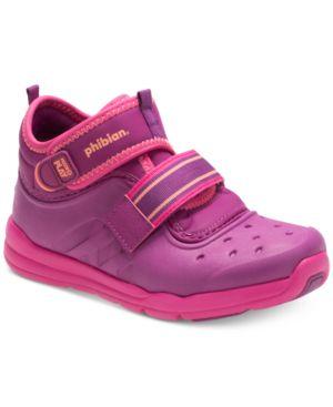 Stride Rite M2P Phibian Mid Boots, Little Girls thumbnail
