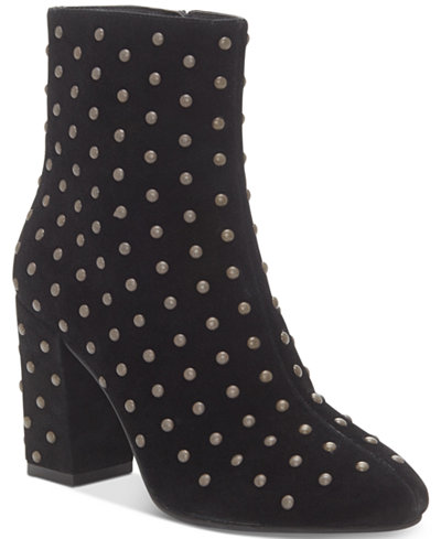 Lucky Brand Women's Wesson Studded Booties