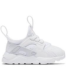Nike Toddler Boys' Air Huarache Run Ultra Running Sneakers from Finish Line