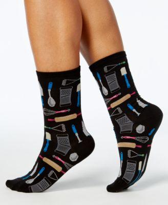 Hot Sox Women/'s Kitchen Utensils Socks