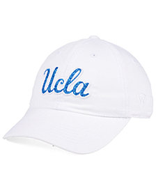Top of the World Women's UCLA Bruins White Glimmer Cap