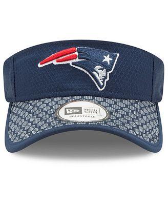 New Era New England Patriots Sideline Visor Sports Fan Shop By