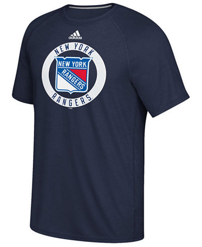 adidas Men's New York Rangers Ultimate Practice T-Shirt