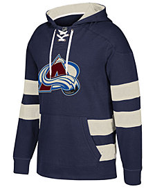 CCM Men's Colorado Avalanche Pullover Jersey Hoodie
