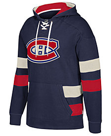CCM Men's Montreal Canadiens Pullover Jersey Hoodie