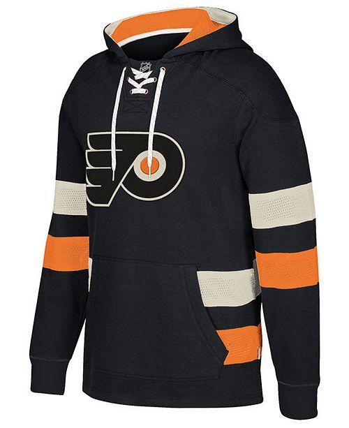 CCM Men s Philadelphia Flyers Pullover Jersey Hoodie - Sports Fan ... eb1d153e1