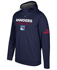 adidas Men's New York Rangers Authentic Pro Hoodie