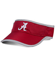 online store daf68 4c1cc Top of the World Alabama Crimson Tide Baked Visor