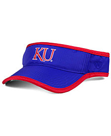 Top of the World Kansas Jayhawks Baked Visor