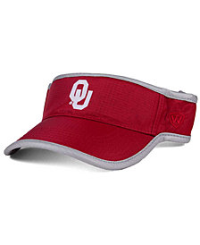 Top of the World Oklahoma Sooners Baked Visor